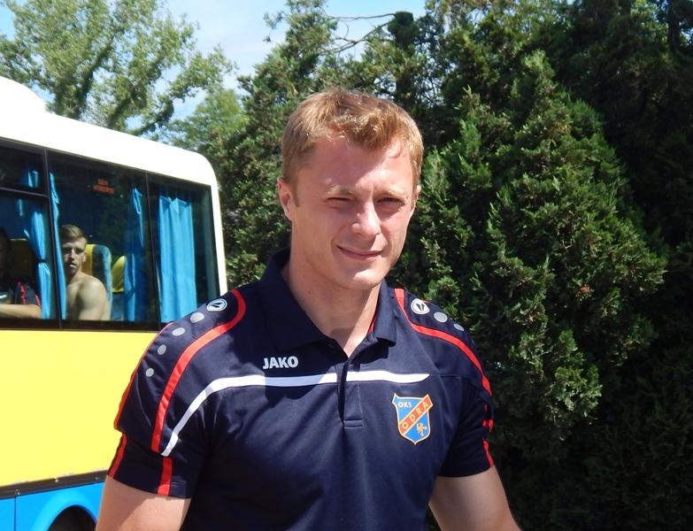 Szymon Przystalski dołącza do drużyny
