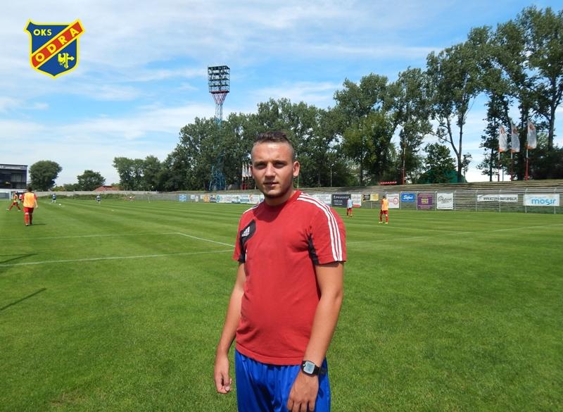 Marcin Stasiowski parafował kontrakt