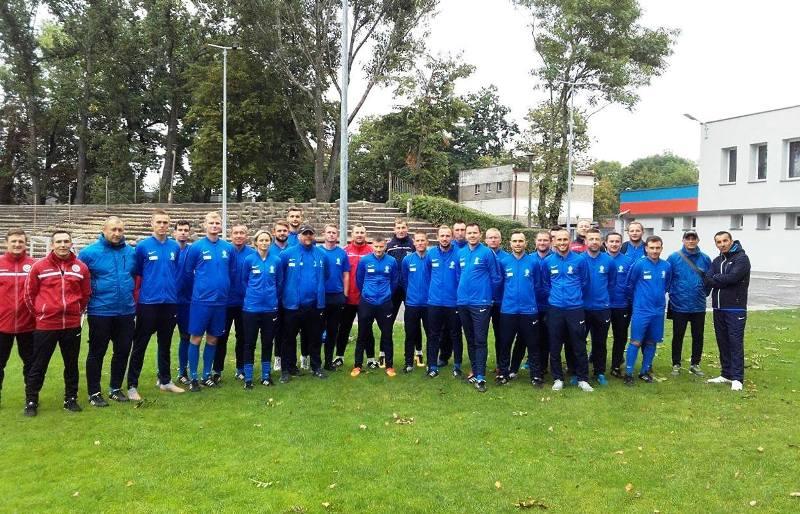Kurs UEFA z udziałem kadry Odry Opole