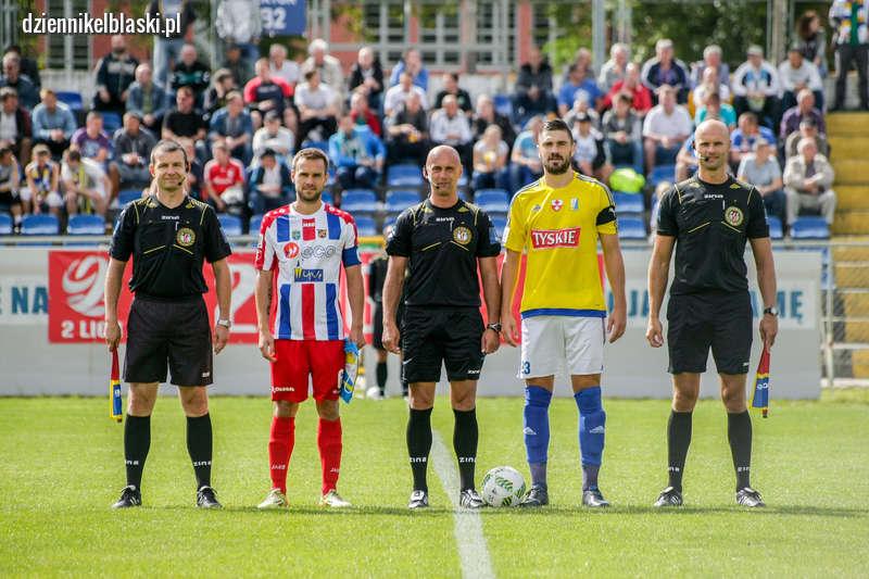 3. kolejka II ligi – sześć zwycięstw dla gości