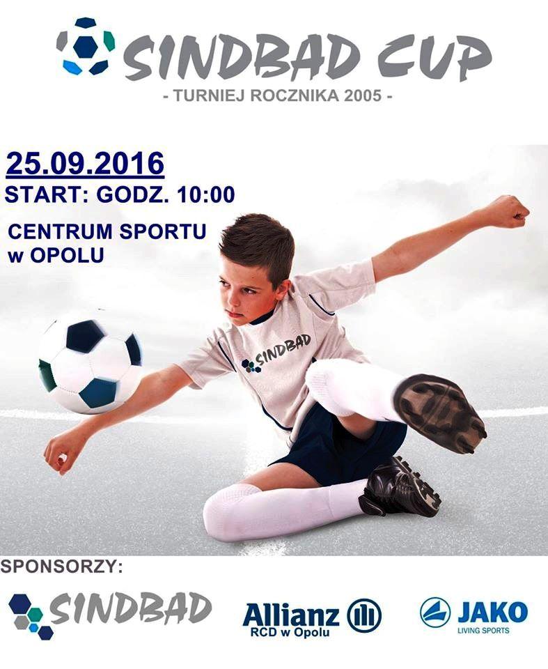 Rocznik 2005 gotowy na Sindbad CUP 2017