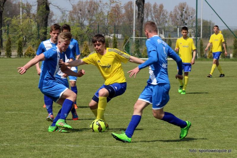 Sebastian Bryłka powołany na zgrupowanie U-16