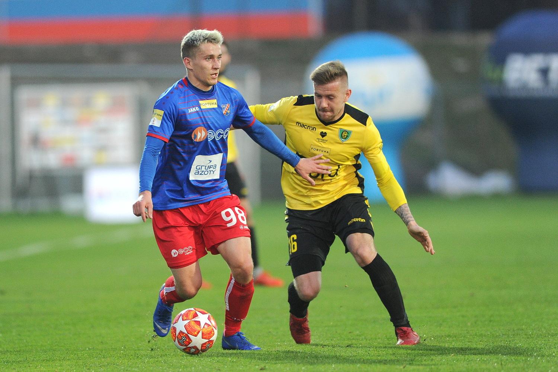Polsat Sport: skrót meczu Odra – GKS [WIDEO]