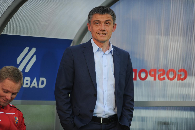 Mariusz Rumak: Mój zespół cały czas dojrzewa