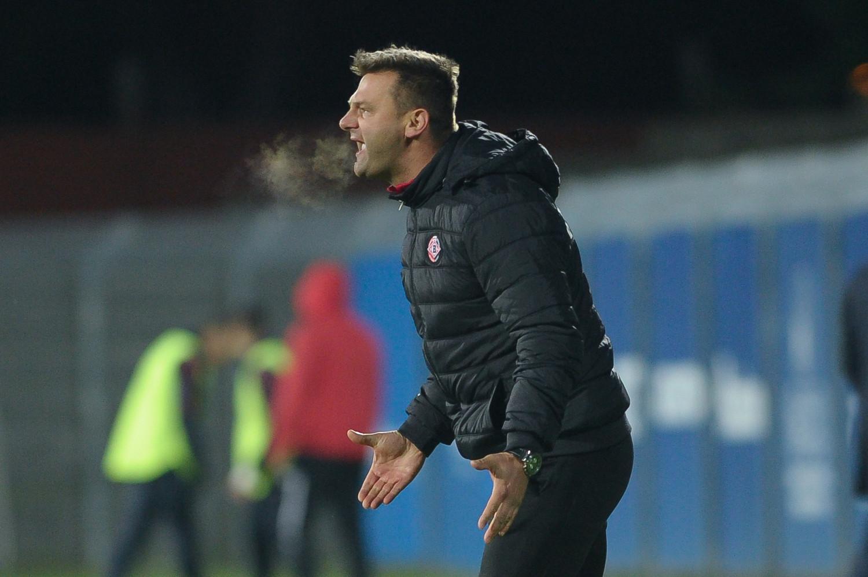 Trener Bytovii: Nasza sytuacja jest bardzo ciężka