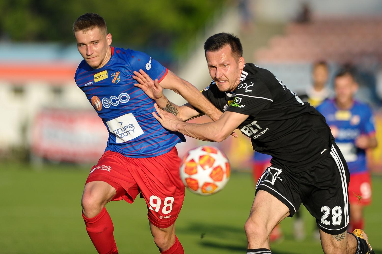 Odra – ŁKS Łódź 3:3. Szalone zakończenie sezonu