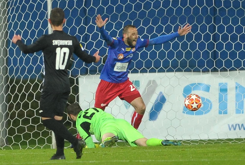 Polsat Sport: gole z meczu Odra – Bytovia