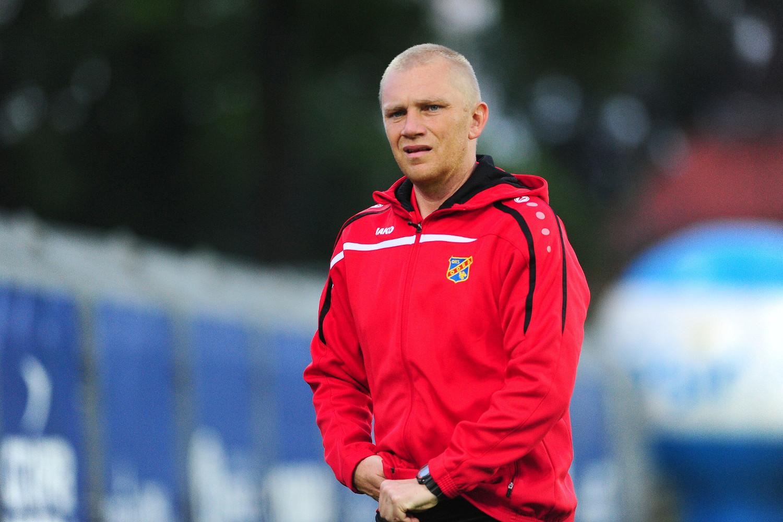 Piotr Plewnia drugim trenerem Odry!