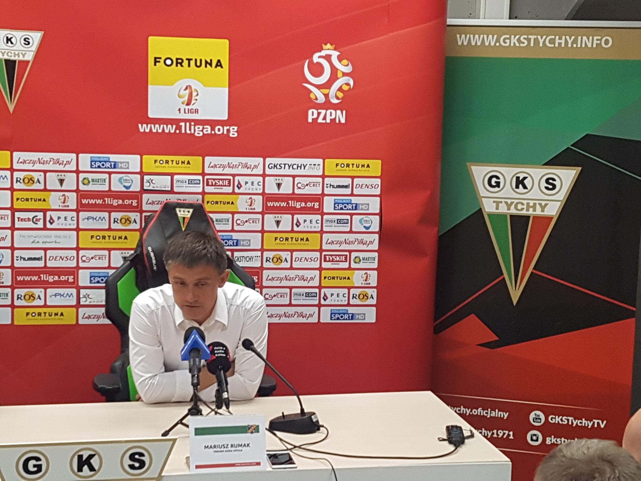 Trenerzy o meczu GKS Tychy – Odra Opole