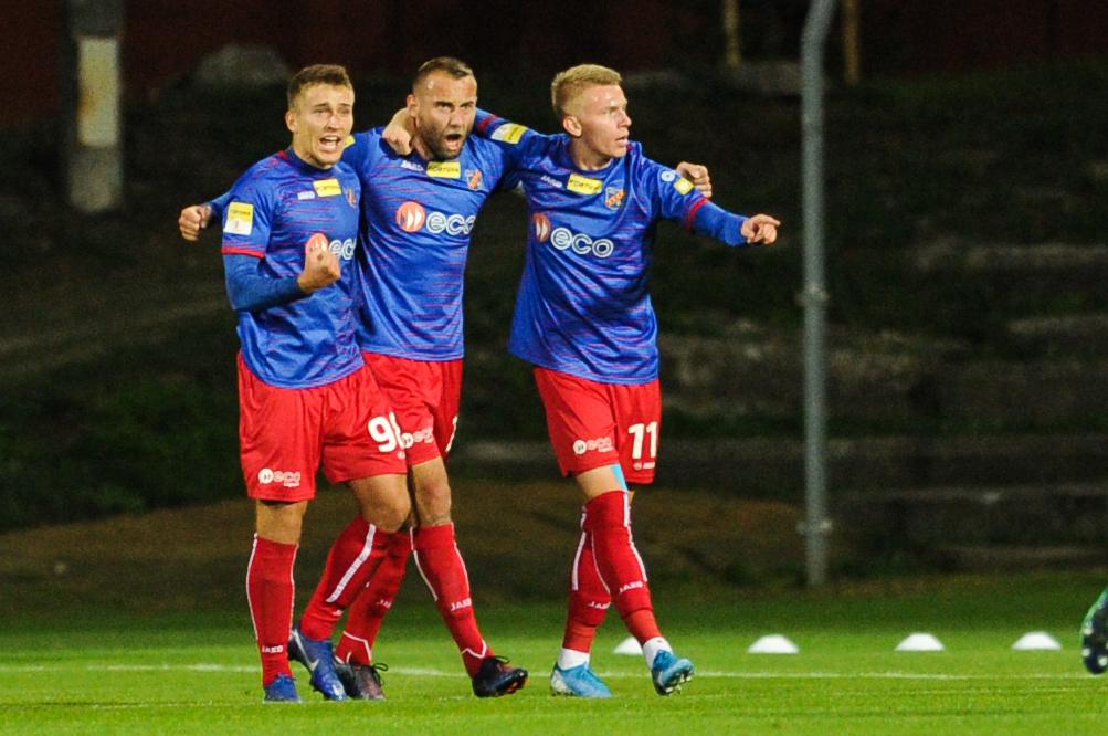 Konferencja prasowa oraz wypowiedzi zawodników po meczu Odra Opola – Sandecja Nowy Sącz