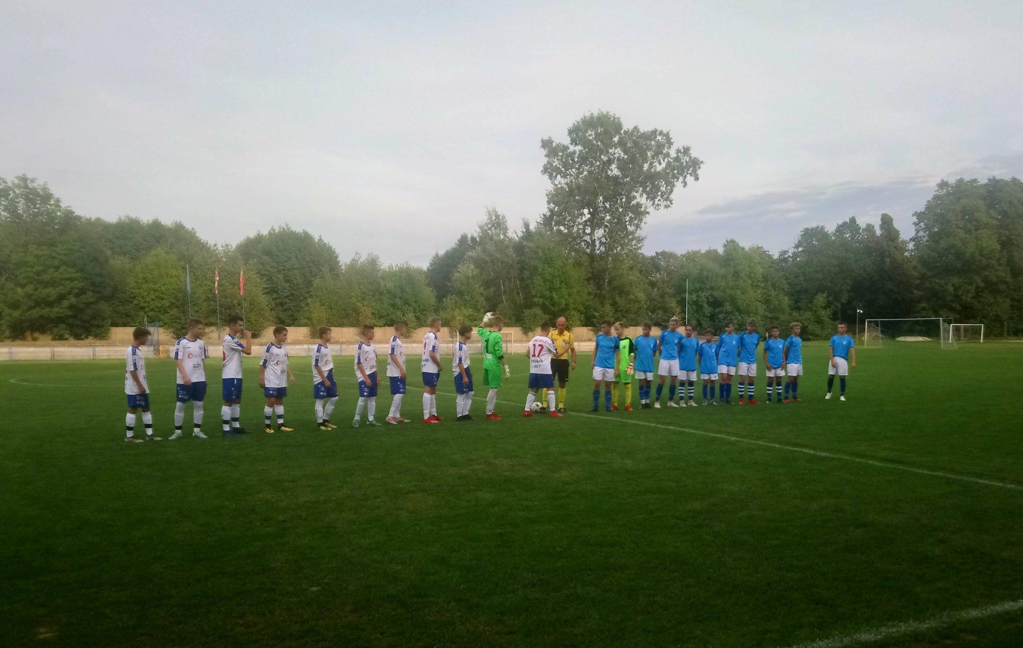 Wyniki drużyn młodzieżowych