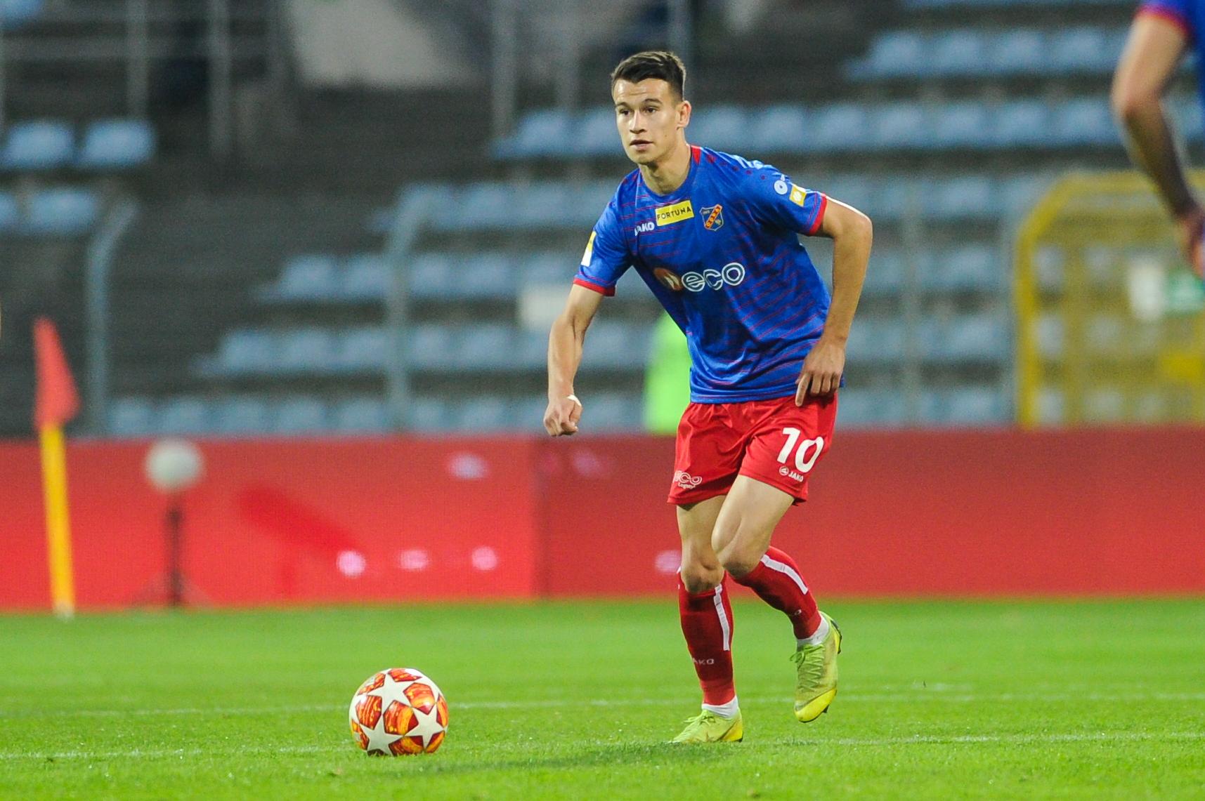 Martin Adamec powołany do reprezentacji Słowacji U-21