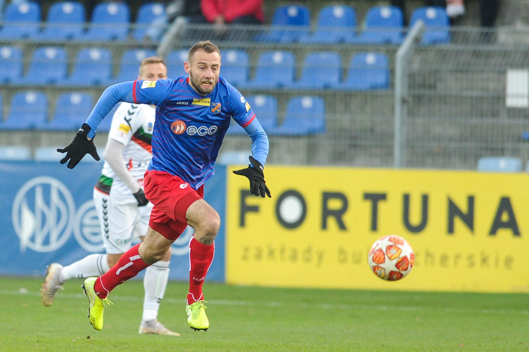 Odra Opole – GKS Tychy 0:0