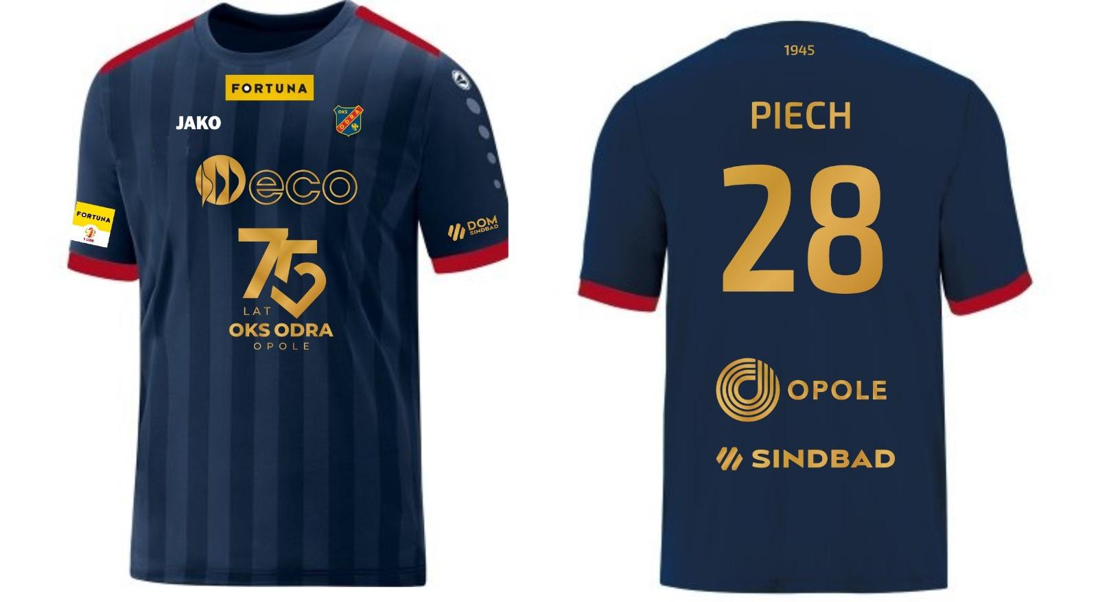 Nowe koszulki Odry