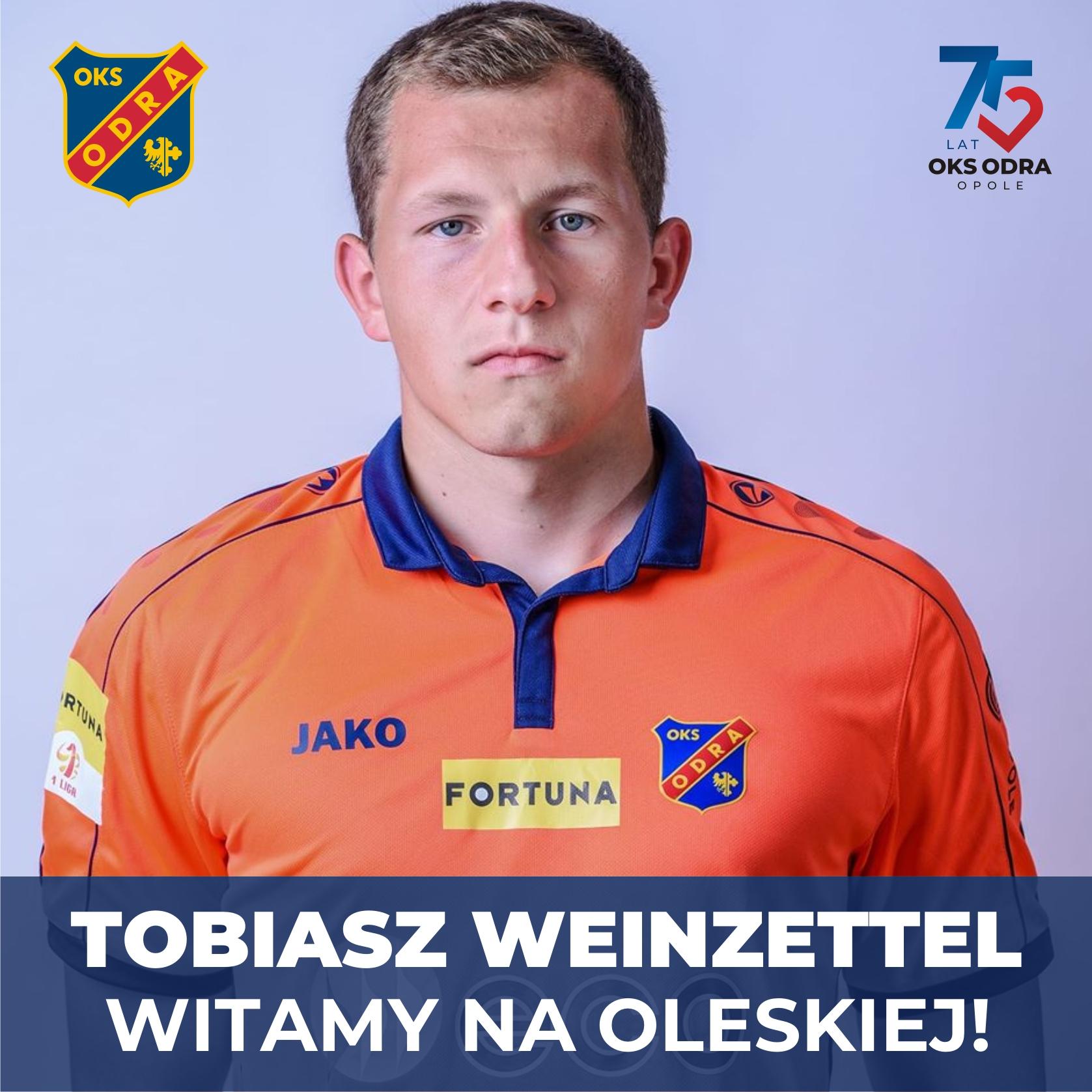 Tobiasz Weinzettel ponownie przy Oleskiej 51!