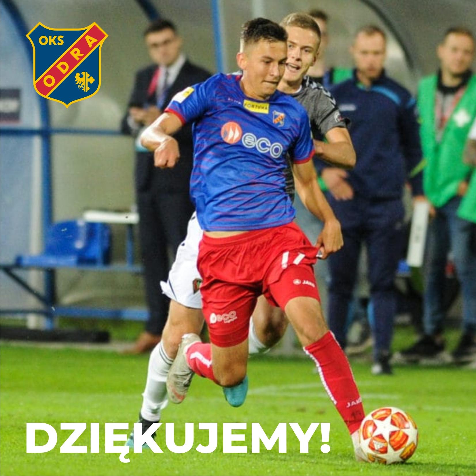 Bartłomiej Wdowik zawodnikem Jagiellonii Białystok