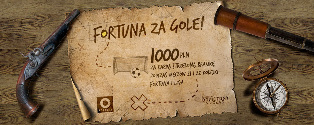 #FortunaZaGole na rzecz Łukasza Derbicha i Karola Hodowanego!