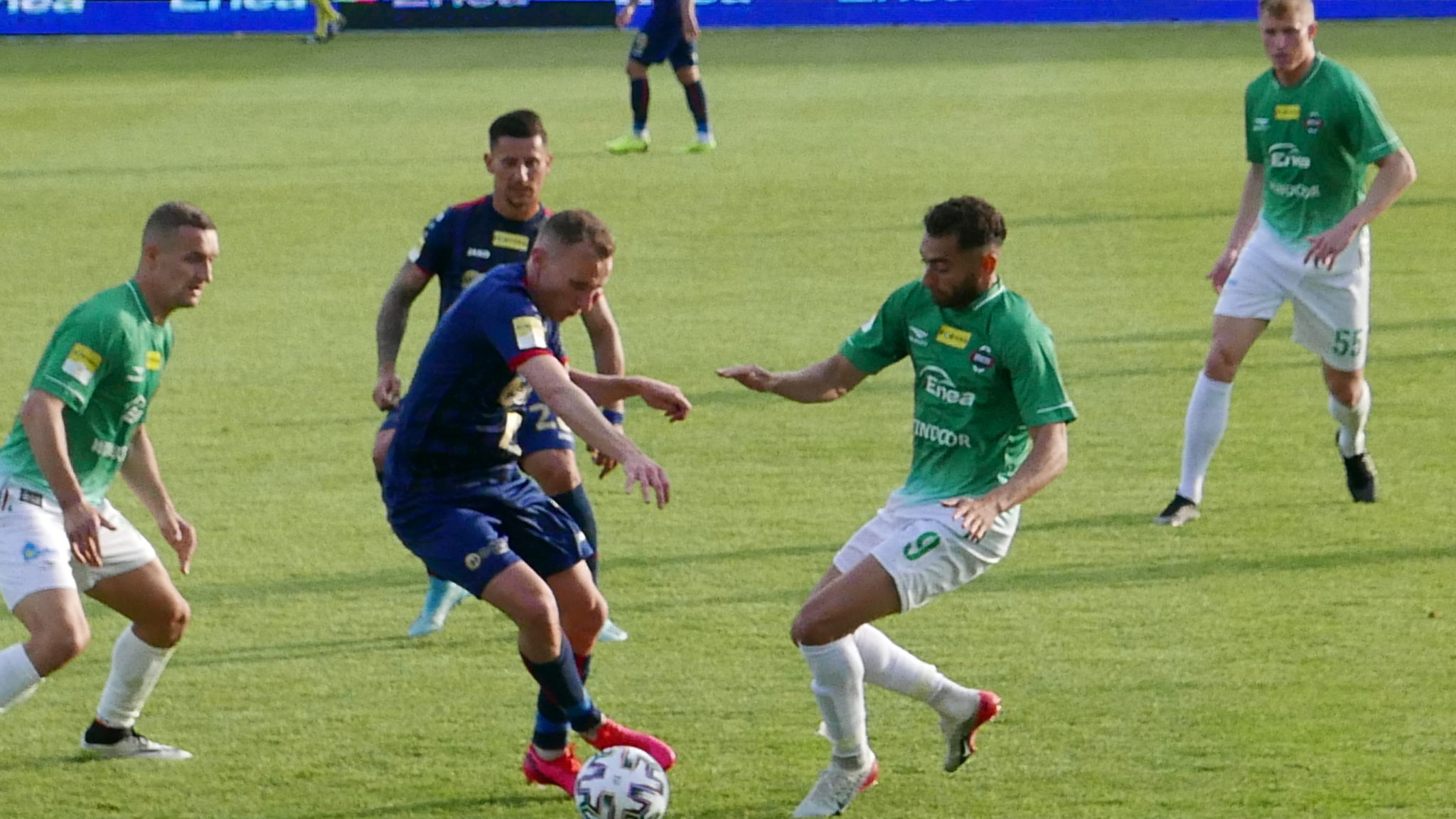 Radomiak Radom – Odra Opole 0-0