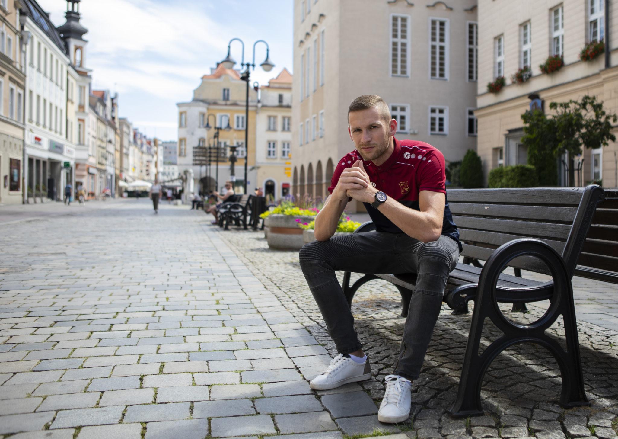 Dawid Czapliński – nowy nabytek Odry