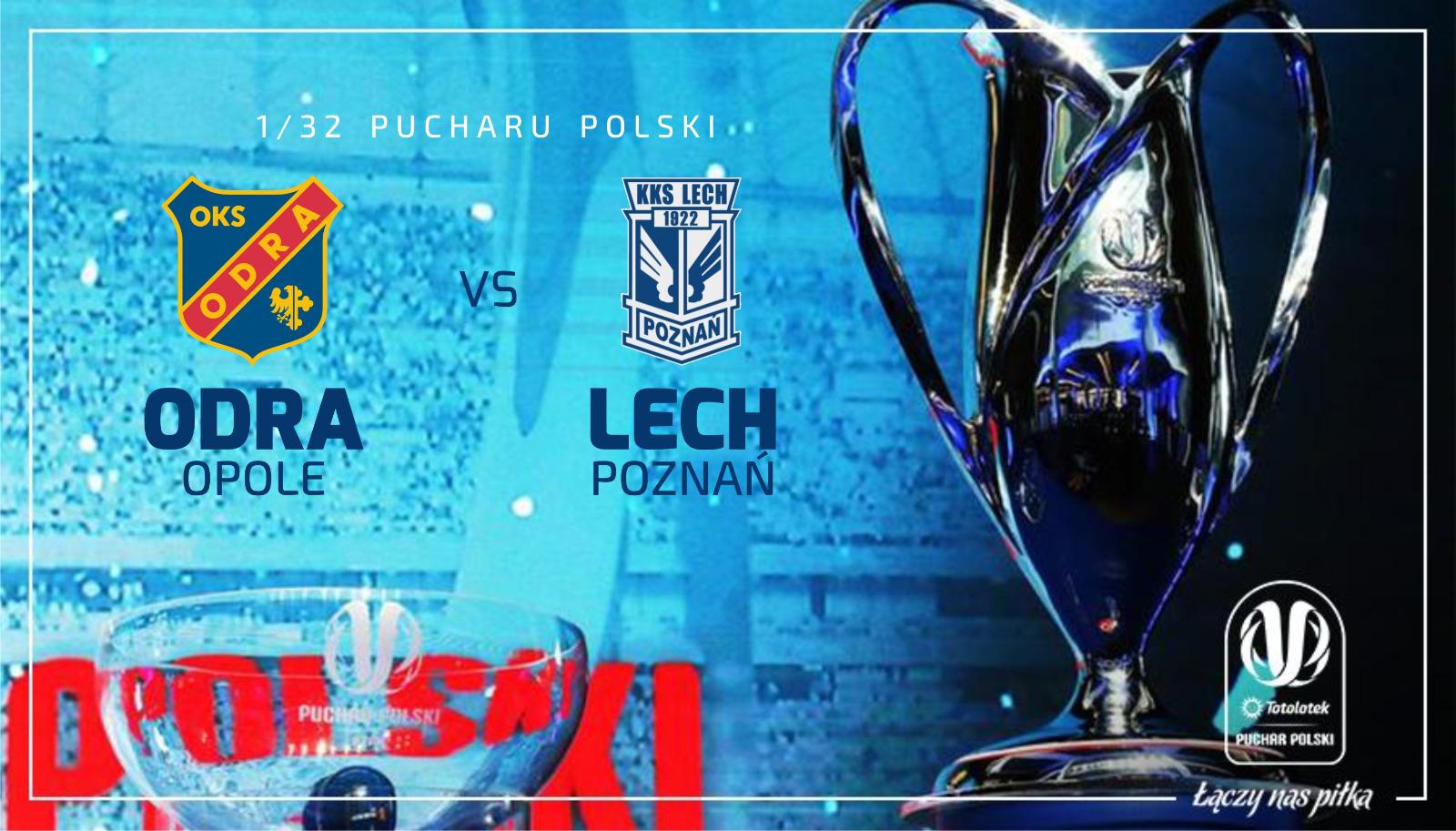 Lech Poznań w Pucharze Polski