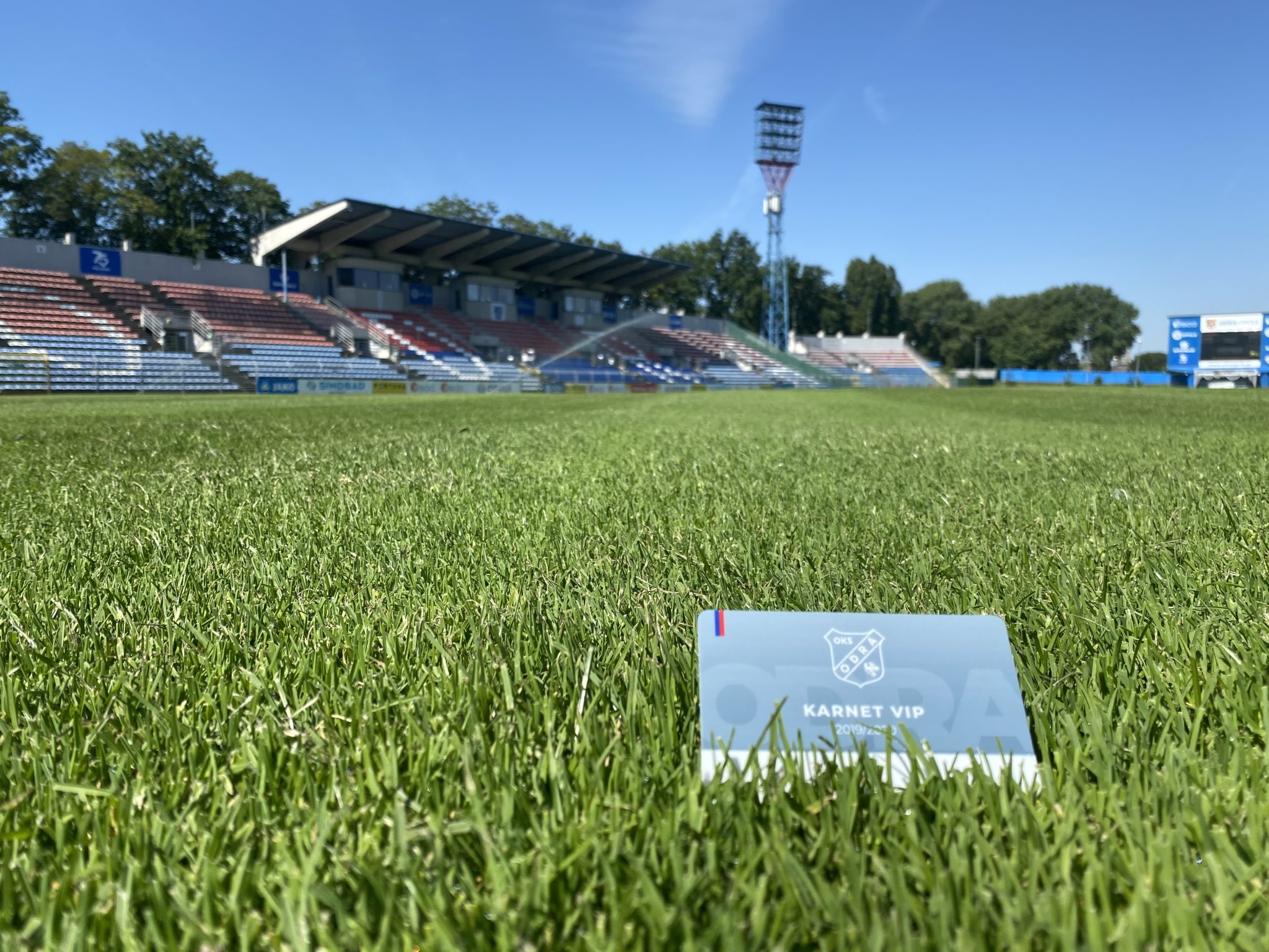 Bilety na mecz z Lechem Poznań