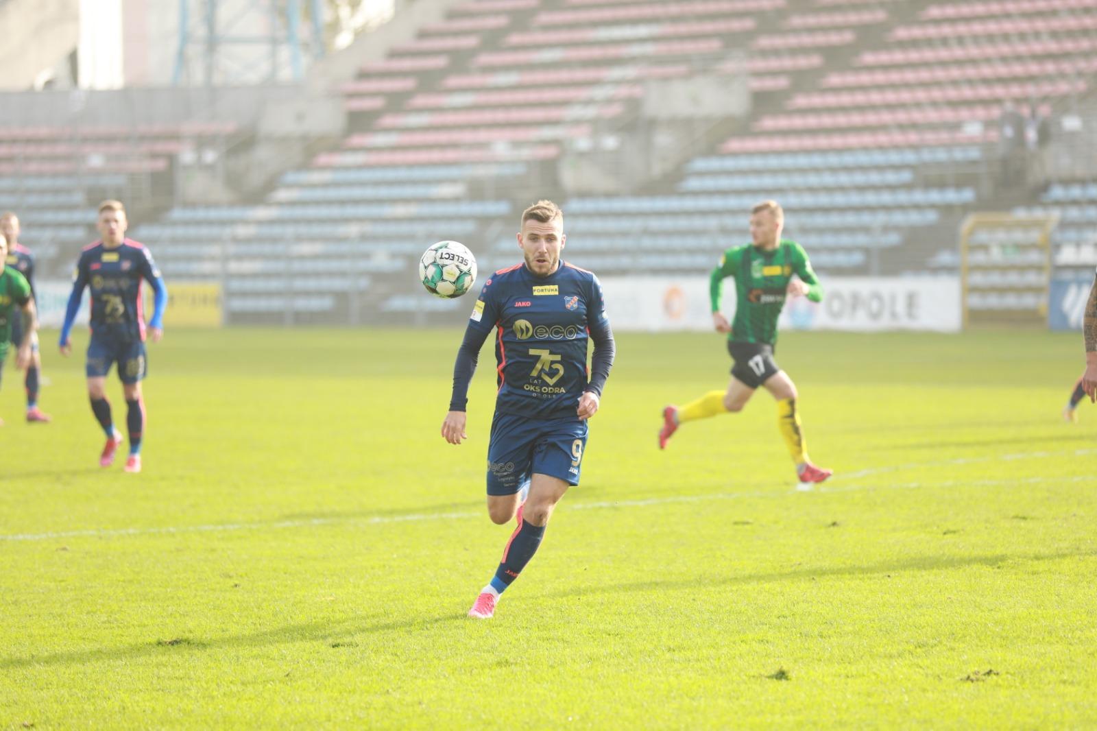 Odra Opole – GKS Jastrzębie 0-2
