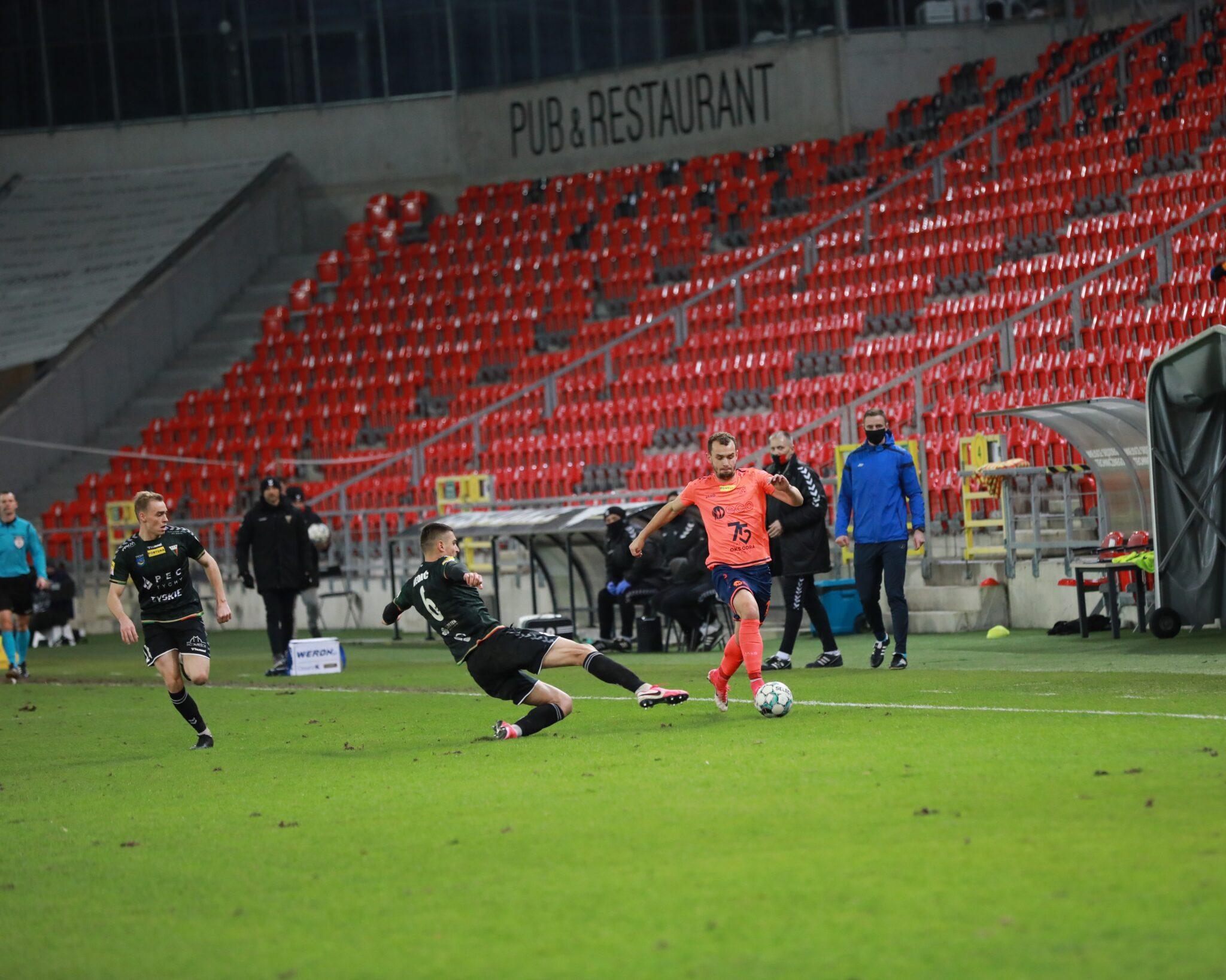 GKS Tychy – Odra Opole 2-0