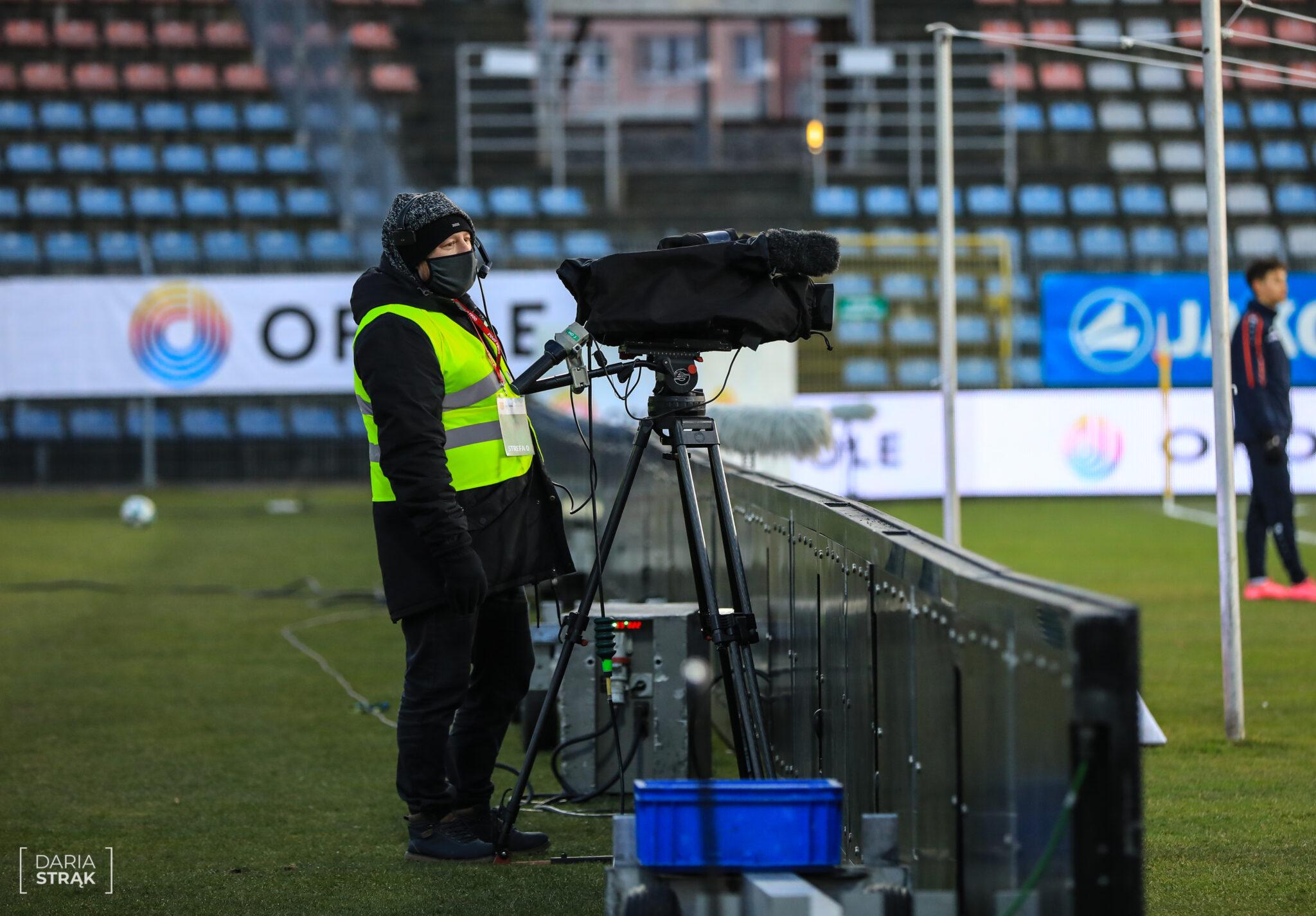 Mecz z Koroną w Polsat Sport