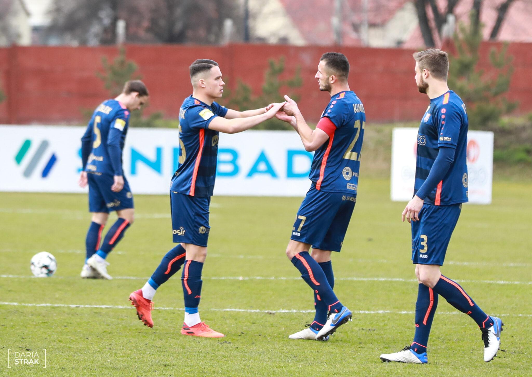 Szymon Drewniak o najbliższym meczu z Arką Gdynia