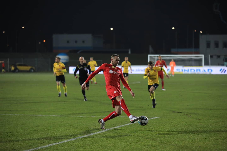 Odra Opole – Widzew Łódź 0-0