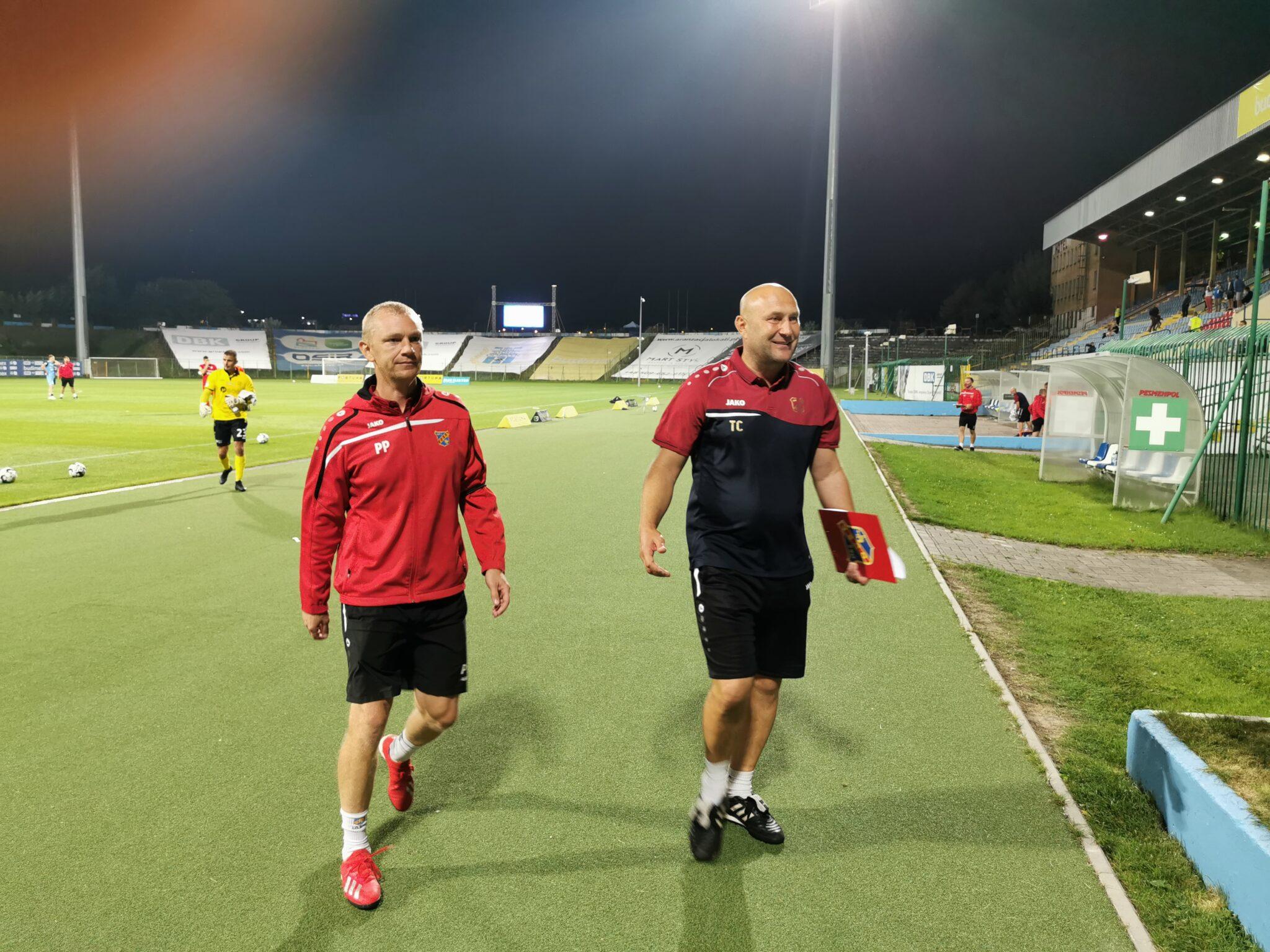 Sylwetka nowego trenera Odry