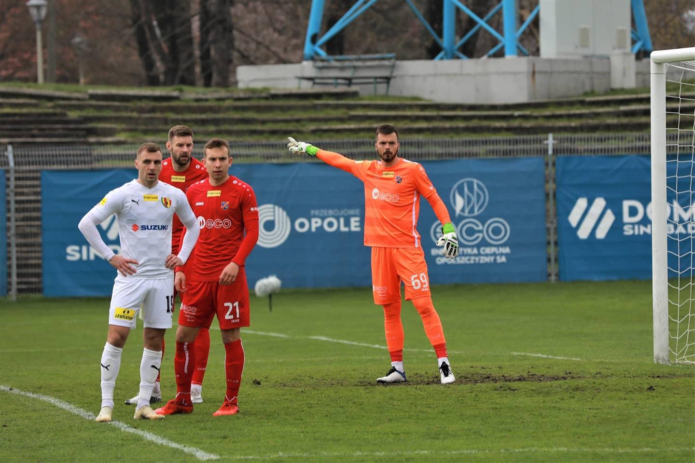 Odra Opole – Korona Kielce 1-0