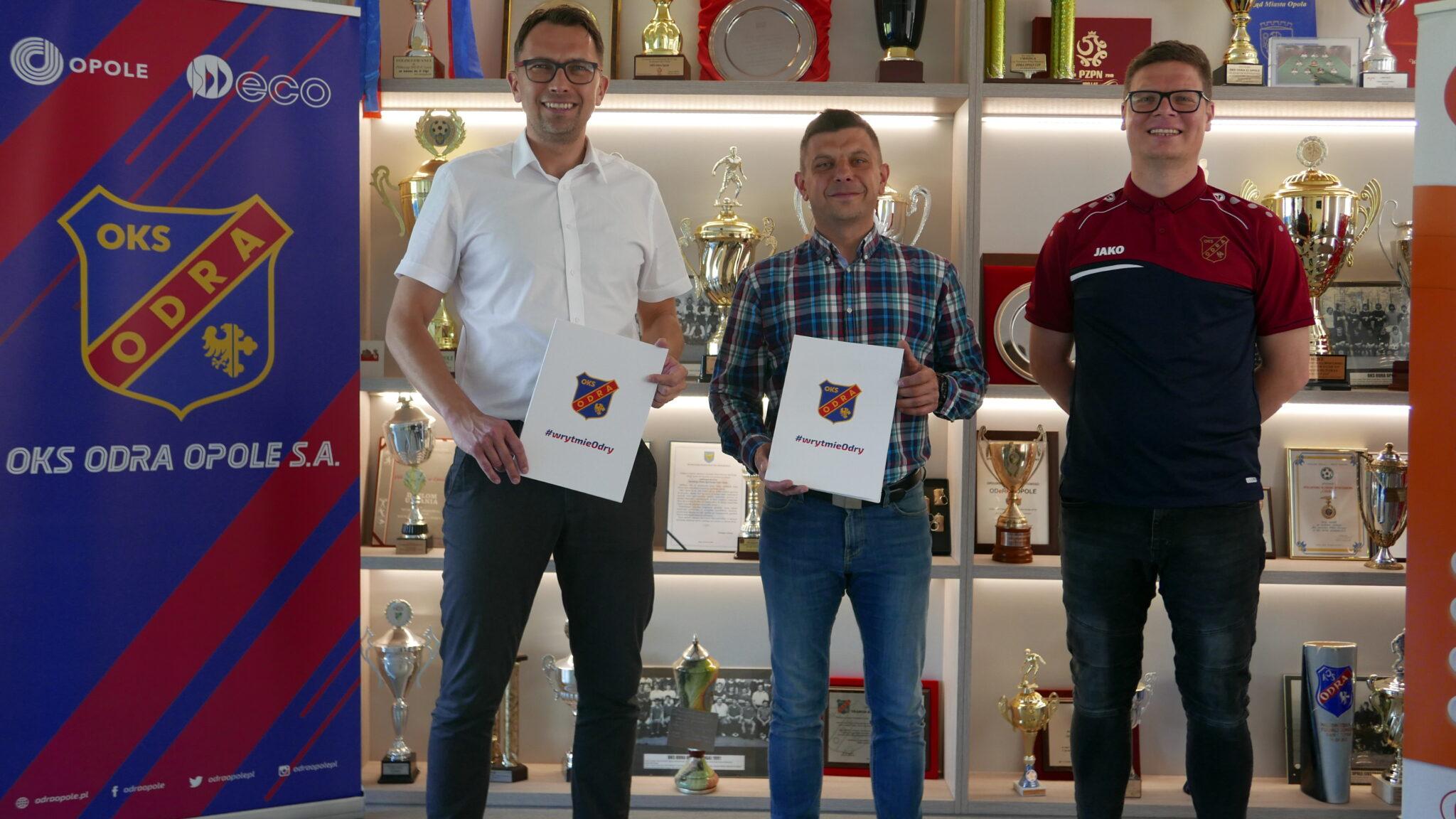 LKS Victoria Żyrowa kolejnym Klubem Partnerskim