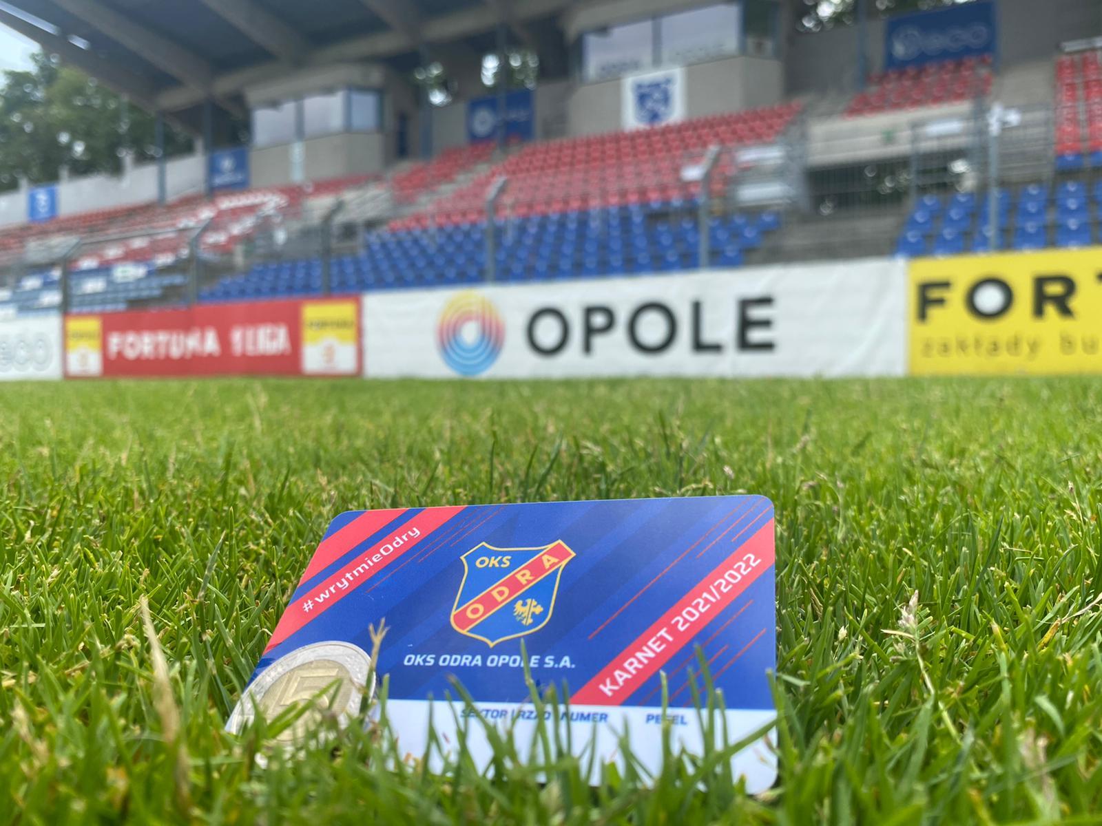 Sprzedaż biletów na mecz z Miedzią Legnica